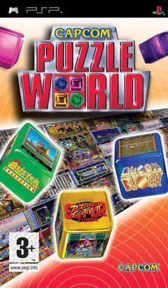 Capcom Puzzle World Capcom Puzzle World Wikipedia