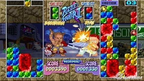 Capcom Puzzle World PreE3 2006 Capcom Puzzle World Preview IGN