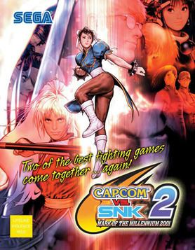 Capcom vs. SNK 2 Capcom vs SNK 2 Wikipedia