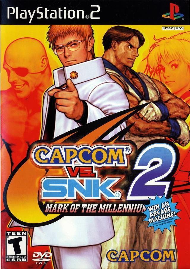 Capcom vs. SNK 2 staticgiantbombcomuploadsoriginal0750483828