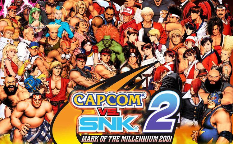 Capcom vs. SNK 2 Bringing Back 39Capcom vs SNK39 Would Revolutionize Fighting Games