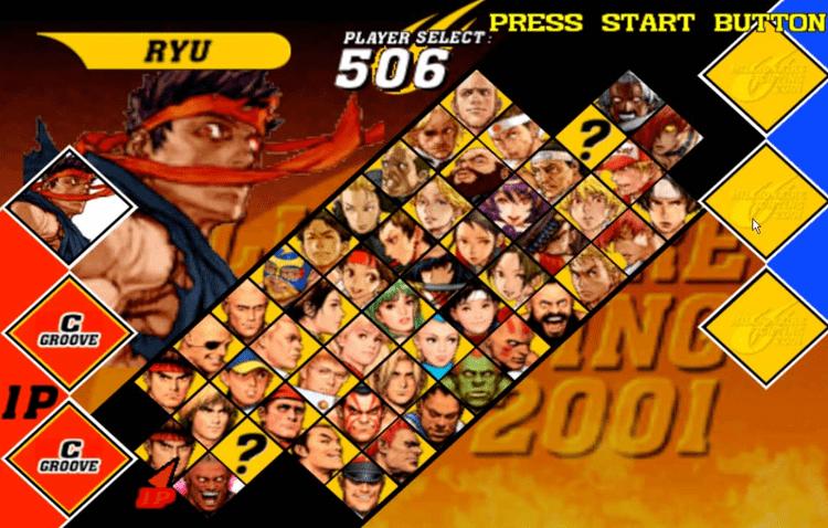 Capcom vs. SNK 2 Geek Is Good Shoryuken Or Capcom vs SNK 2