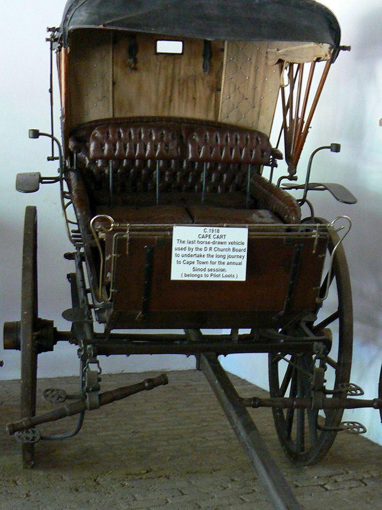 Cape cart
