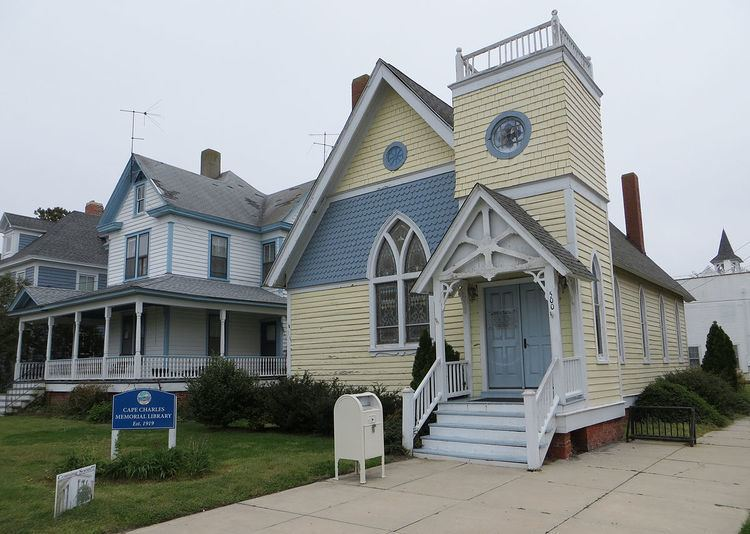 Cape Charles Historic District