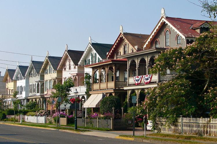 Cape May Historic District