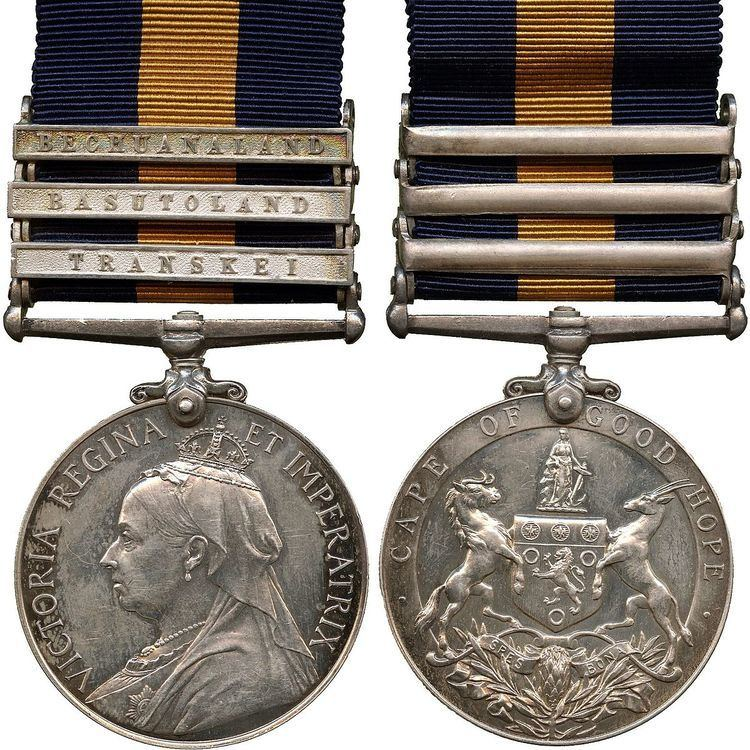 Cape of Good Hope General Service Medal