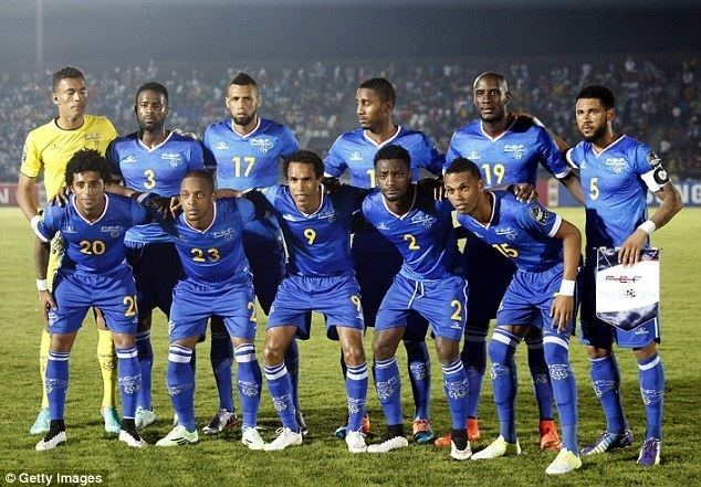 Cape Verde national football team Cape Verde have one player in the top five leagues so how are they
