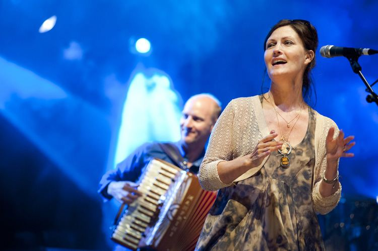Capercaillie (band) Capercaillie GRCH Saturday 18 January 2014 Celtic Music Radio 95FM