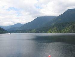 Capilano Lake httpsuploadwikimediaorgwikipediacommonsthu