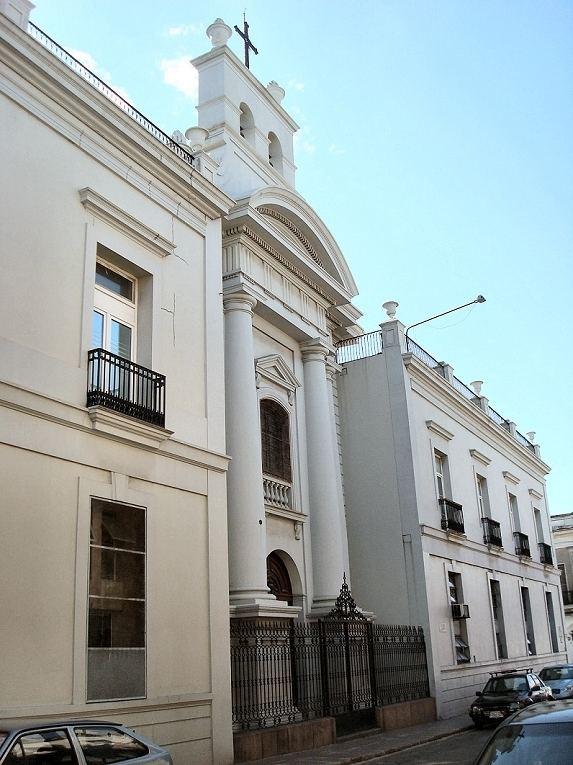Capilla de la Caridad del Hospital Maciel, Montevideo