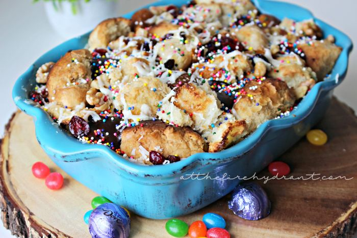 Capirotada Capirotada For Easter with Gluten Free Bread Recipe At The Fire
