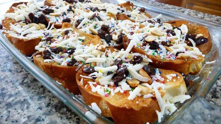 Capirotada Capirotada Mexican Bread Pudding Easy Cooking