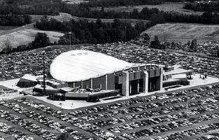 Capital Centre The Capital Centre US Air Arena Landover Maryland The