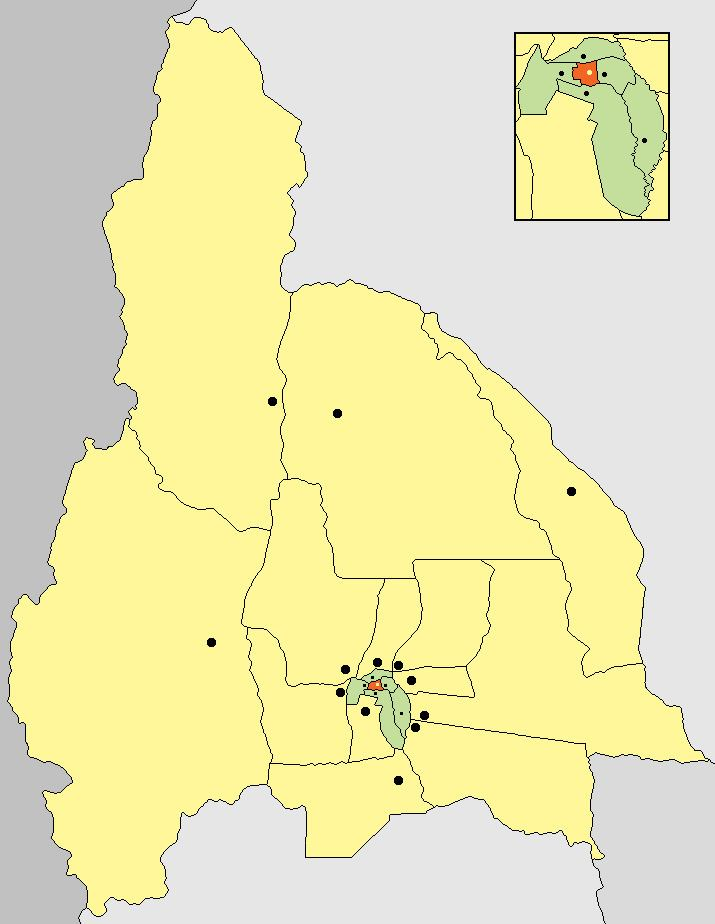 Capital Department, San Juan