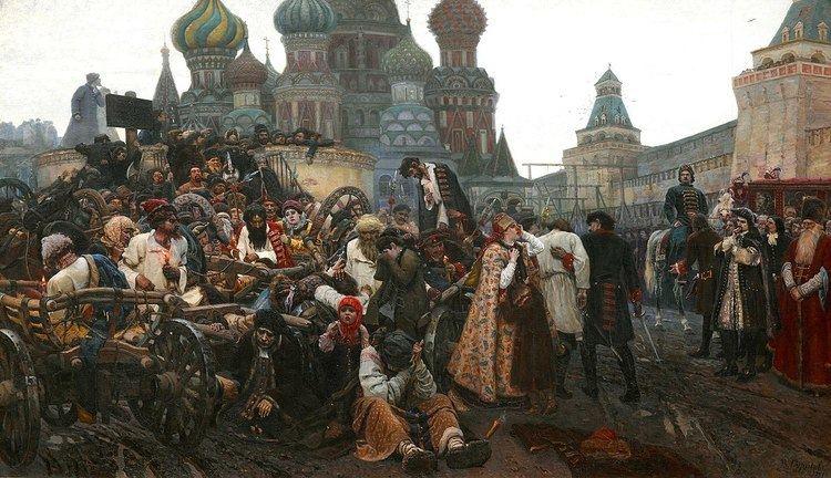 Capital punishment in Russia