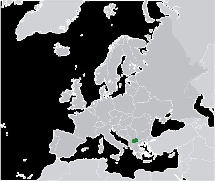 Capital punishment in the Republic of Macedonia