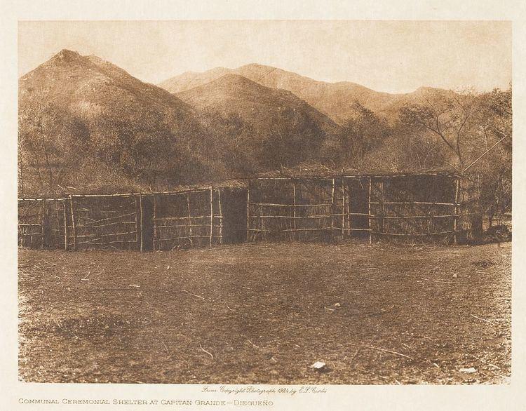 Capitan Grande Reservation