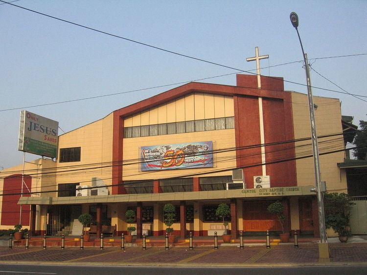 Capitol City Baptist Church (West Avenue, Quezon City)