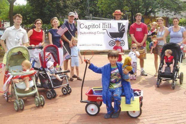 Capitol Hill Babysitting Co-op