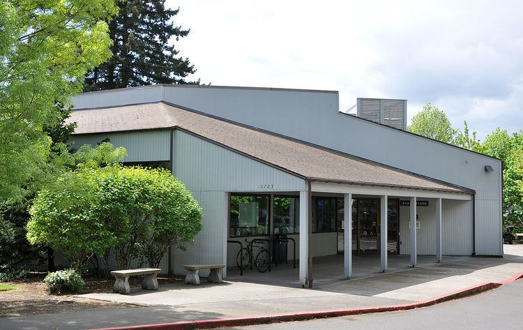 Capitol Hill Library