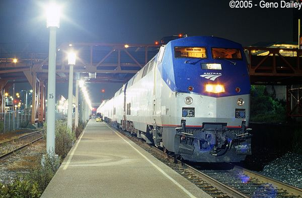 Capitol Limited (Amtrak train) Sandusky OH To Chicago IL On Amtrak39s Capitol Limited