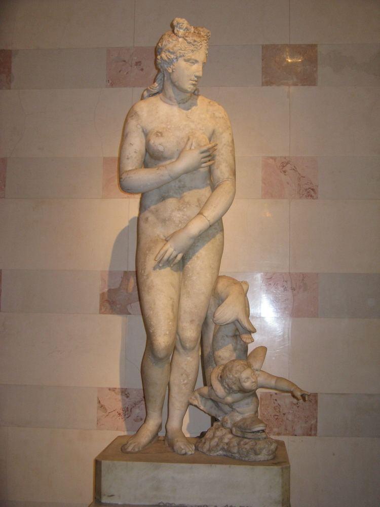 Capitoline Venus FileCapitoline VenusHermitagejpg Wikimedia Commons