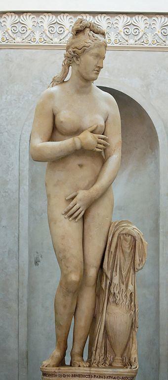 Capitoline Venus FileCapitoline Venus Musei Capitolini MC0409jpg Wikimedia Commons