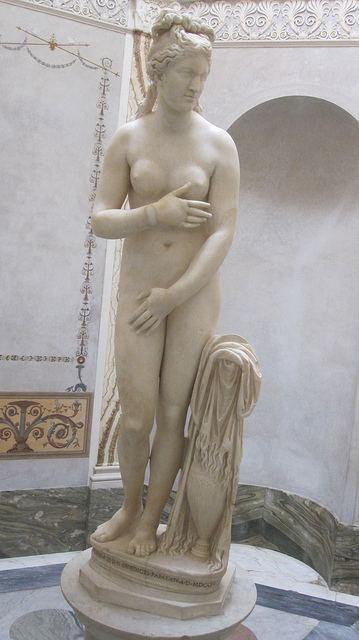 Capitoline Venus Capitoline Venus GrecoRoman Mythology