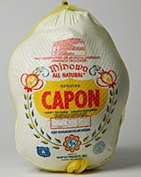 Capon What Is A Capon CulinaryLorecom