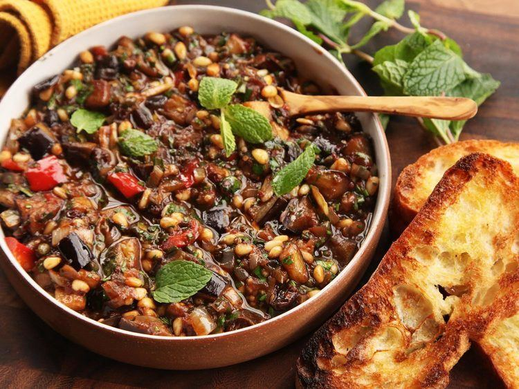 Caponata Caponata The FlavorPacked 30Minute Sicilian Dish We Should All Be