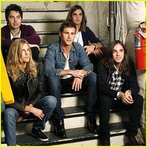 Capra (band) Capra Breaking News and Photos Just Jared Jr