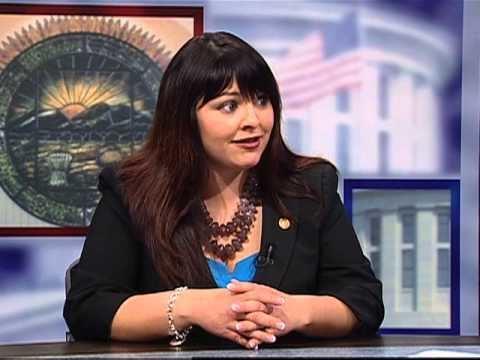 Capri Cafaro Senator Capri Cafaro on Ohio in Focus YouTube