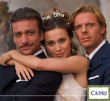 Capri (TV series) Capriserie italiana Series amp Movies Pinterest Capri and Fiction