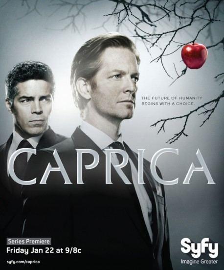 Caprica (TV series) RIP CAPRICA 2010 The TV Watchtower