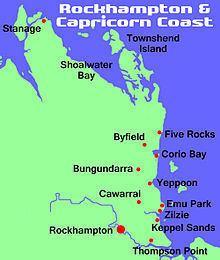 Capricorn Coast Capricorn Coast Wikipedia