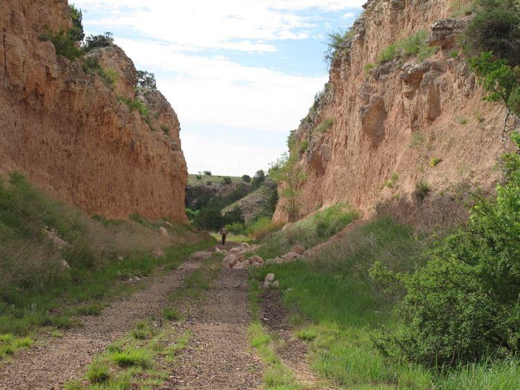 Caprock Escarpment Caprock Rubyslipperadventures Blog