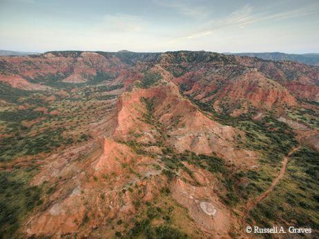 Caprock Escarpment The Caprock Escarpment TPW magazineJanuaryFebruary 2016