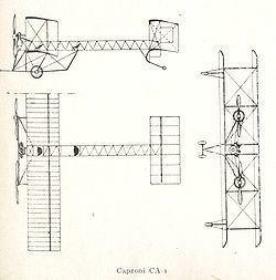 Caproni Ca.1 (1910) httpsuploadwikimediaorgwikipediacommonsthu