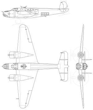 Caproni Ca.135 Caproni Ca135 Wikipedia