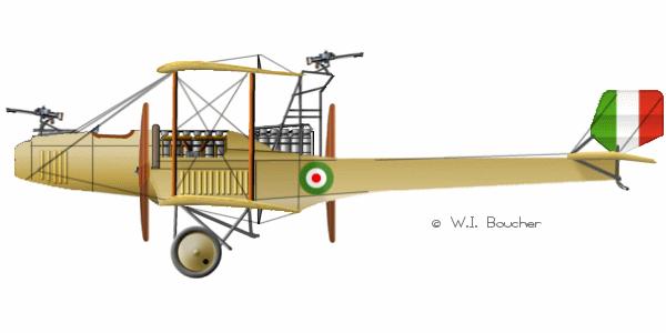 Caproni Ca.5 Caproni Ca5 1918