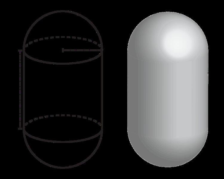 Capsule (geometry)