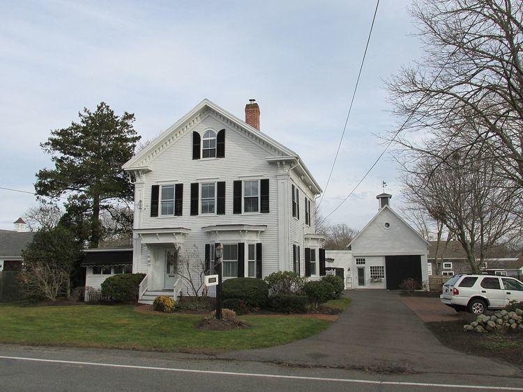 Capt. Alexander Crocker House