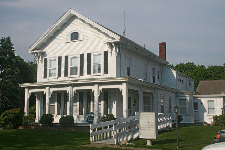 Capt. Allen H. Bearse House