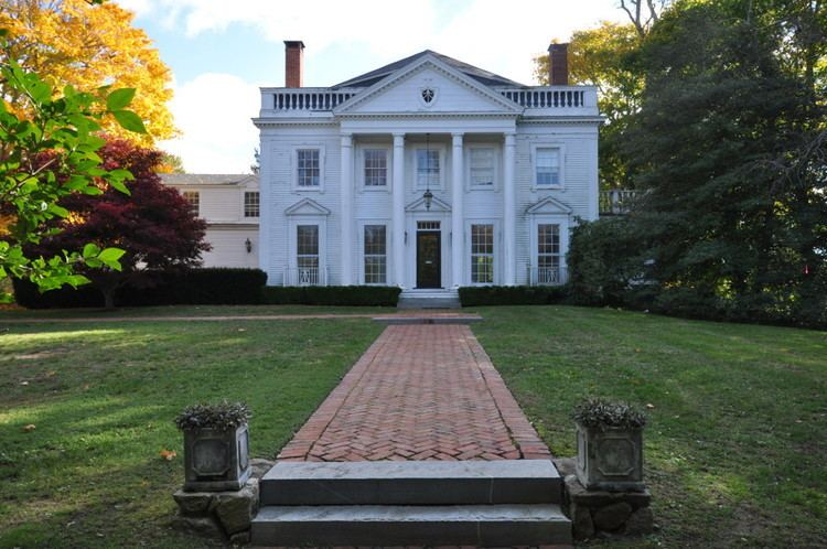 Capt. George Lovell House