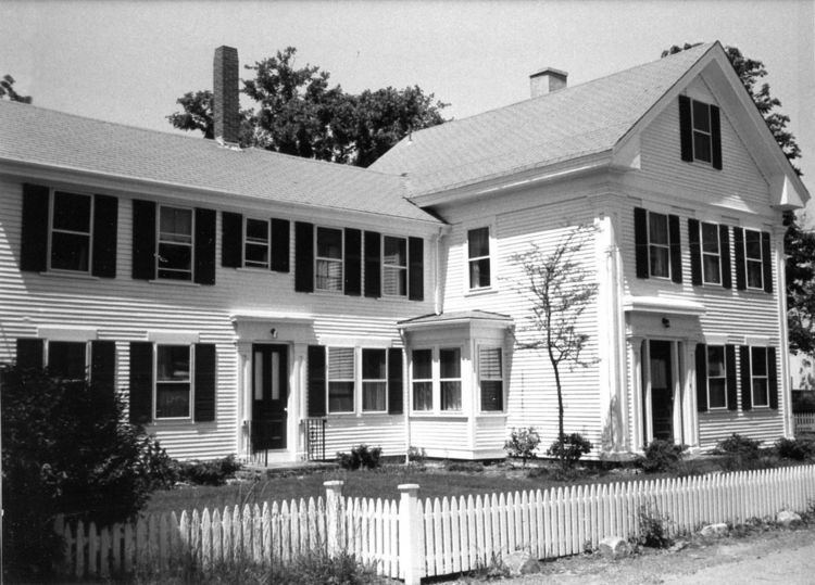 Capt. Oliver Bearse House