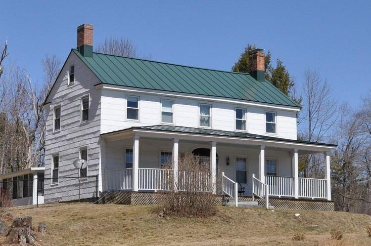 Capt. Samuel Allison House