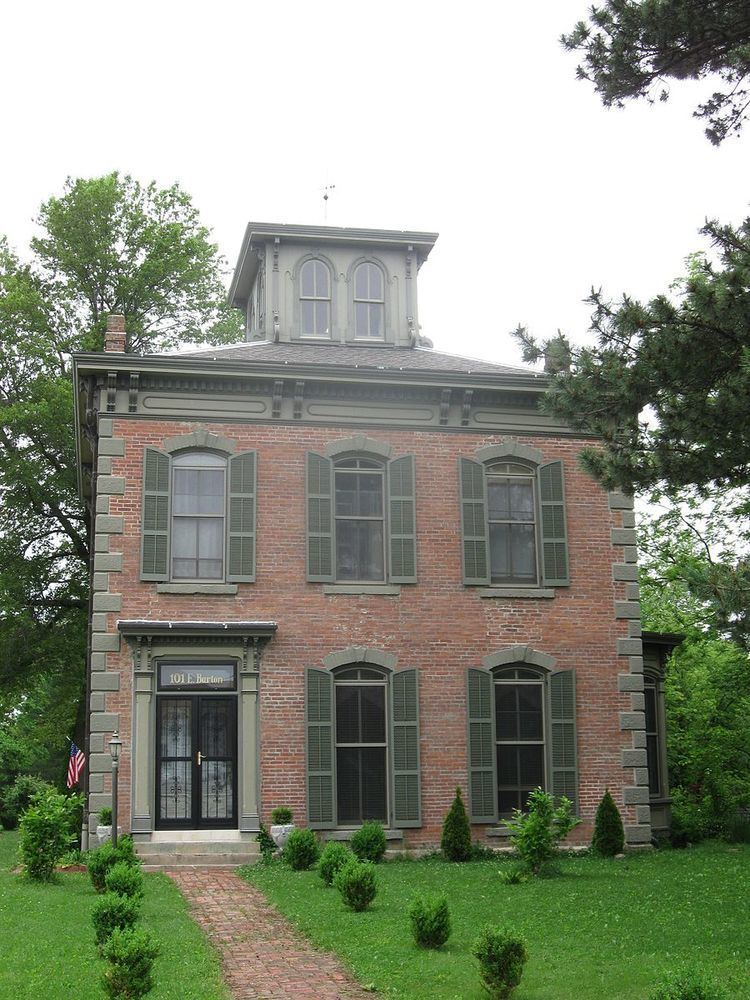 Capt. Thomas C. Harris House
