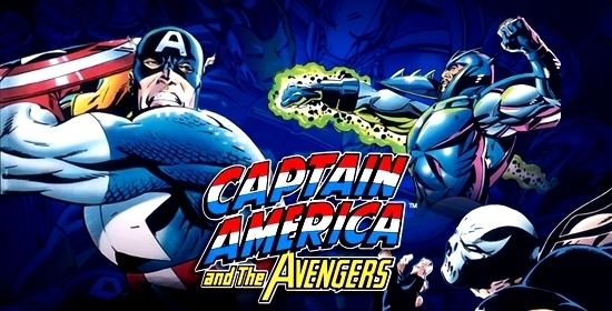 Captain America and The Avengers Retro Review Captain America and the Avengers SEGA Nerds
