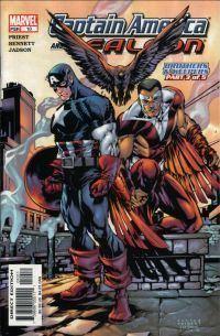 Captain America and the Falcon httpsuploadwikimediaorgwikipediaen441Cap