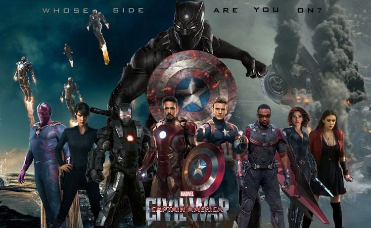 Captain America: Civil War Whose Side Are You On In Marvels Civil War Playbuzz